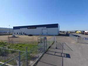 15,000 sq ft Industrial Shop/Office for Lease