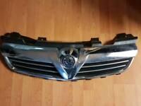Zafira b facelift grill 08 onwards