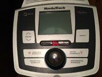 Nordic track cross trainer bargin price