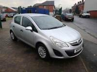 2011(11), Vauxhall Corsa 1.2i 16v S 5dr H/back, FREE 12 MONTHS BREAKDOWN & 3 MONTHS WARRANTY, £2,495