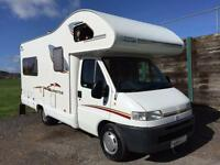 2002 Swift Sundance 590RL with Low Mileage