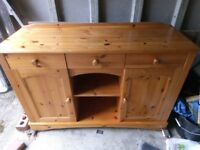 Sideboard/ TV unit perfect for upcycling