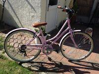 Ladies butler bike