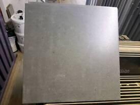 44.7x44.7 metropoli grey floor job lot