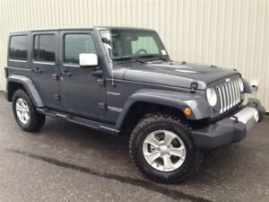 2017 Jeep WRANGLER UNLIMITED Sahara Chief +Navigation+