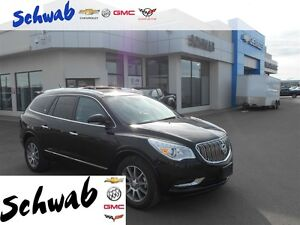 2016 Buick Enclave Bucket Seats, 8-Way Power Driver Seat