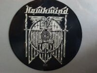HAWKWIND SILVER MACHINE PICTURE DISC
