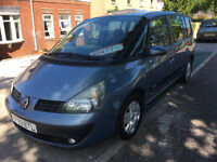 ** 7 SEATER ** 6 SPEED ** 53 REG RENAULT ESPACE 2.0 EXPRESSION