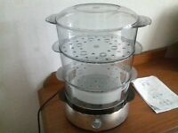 Tefal Steamer Aqua Timer (used) but still in excellent condition