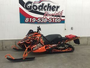2014 arctic cat XF9000 Sno Pro High Country Limited