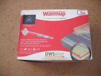 Warmup Underfloor Heating System DWS300 1.5-2.4 Sq/Mtr 300w