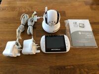 Motorola MBP36 Video Baby Monitor