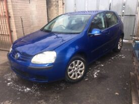 BREAKING - VOLKSWAGEN GOLF MK5 - ALL PARTS AVAILABLE