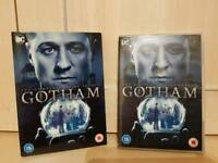 Gotham Season 3 6x disc DVD and download