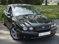 (59) Jaguar X-Type 2.2 D DPF SE AUTOMATIC 4dr **FINANCE** FULL SERVICE HISTORY*** SAT NAV** DAB***