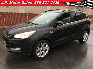 2013 Ford Escape SEL, 4X4, Navigation, Leather  Heated Seats, Ba