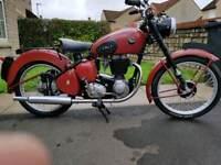 Bsa 250cc c10/c11