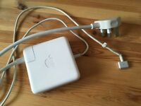 Genuine Apple MagSafe 2 85W Power Adapter Charger (A1424) - Working but Freyed - MacBook Pro 15""