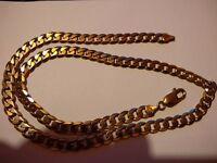 Gold Chain Curb 9ct