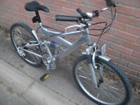 Aluminium Frame Kids Mountain Bike