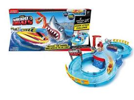 Brand new micro boat play set