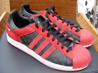 Adidas Chicago Bulls Mens Trainers Size 10