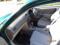 Toyota Corolla 1.6 Automatic 3 door - Very Good condition