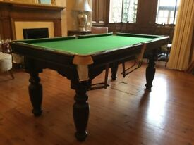 Snooker/Pool Table for sale