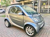 2005 smart city passion 61 automatic 0.7 petrol full service history low mileage