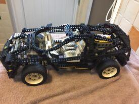 LEGO 8880 TECHNIC SUPER CAR