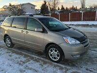 Toyota sienna 2004 ALL Whell drive
