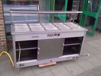 COMMERCIAL CATERING BAIN MARIE CUISINE DINING TAKEAWAY FASTFOOD BUFFET RESTAURANT CAFE BAR