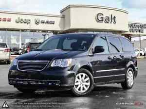 2013 Chrysler Town & Country TOURING | ROOF RAILS 6.5TOUCH BACK