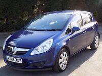 Vauxhall Corsa 1.3 CDTI (1 year MOT)