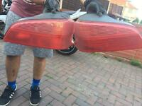 Peugeot 106 rear standard lights