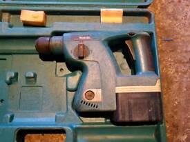Makita 24v hammer drill