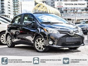 2015 Toyota Yaris SE One Owner