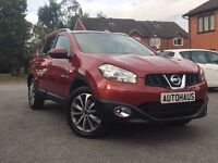 2012 Nissan Qashqai+2 1.6 dCi Tekna 5dr (start/stop) EVERY OPTIONAL EXTRA not ford kuga rav 4