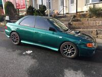 Subaru Impreza sport swap/sell golf gti mk4, audia3
