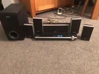 Sony DVD home Theatre System DAV-DZ30 surround sound