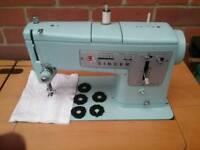 Singer 338 sewing machine ( Serviced)
