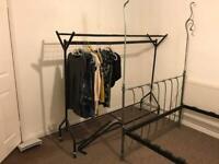 180cm Clothes Rail