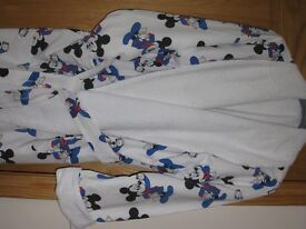 Mickey Mouse Dressing Gown for Man or Woman