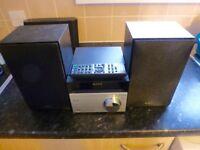 SONY HOME AUDIO SYSTEM CD/DAB RADIO. CMT S20b