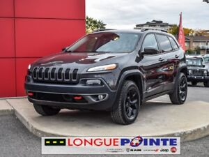 2015 Jeep Cherokee Trailhawk TOIT PANORAMIQUE -CRUISE ADAPTATIF