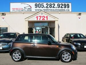 2011 MINI Cooper Classic Sunroof, Leather, WE APPROVE ALL CREDIT