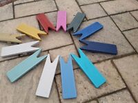 Hand crafted Boot Jacks various colours