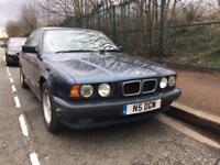 Bmw 525 TDS 1996 classic £1450 ono