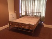 SINGLE ROOM TO LET AVAILABLE IN GREAT HOUSE, VERY QUIET, FURNISHED, INCLUSIVE OF BILLS