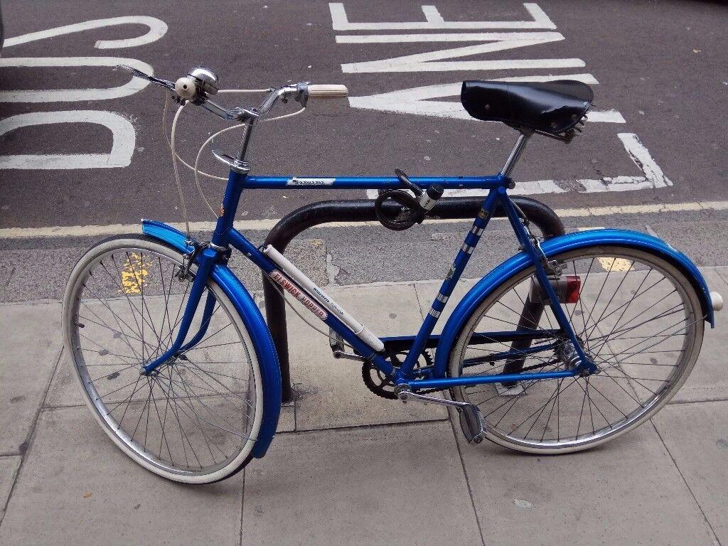 1975 Elswick Hopper, vintage town bike, 58cm